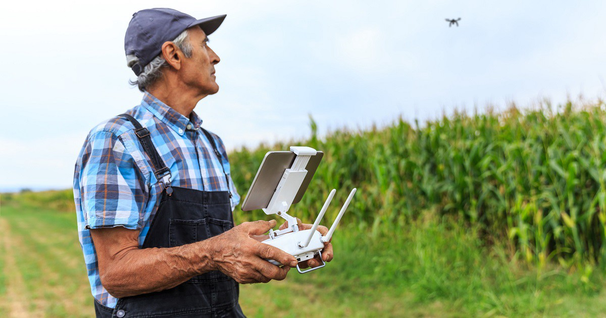 Using Technology to Feed the Nation