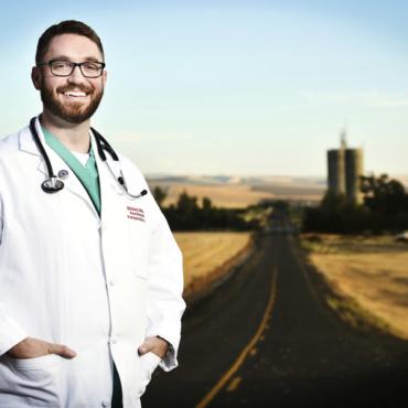 Doctors in rural area
